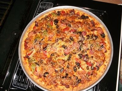 Evde pizza hamuru nasıl yapılır?