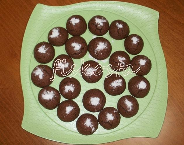 Kakaolu kurabiye nasıl yapılır?