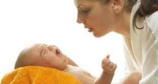 Bebek gaz sancısı mı aç mı?