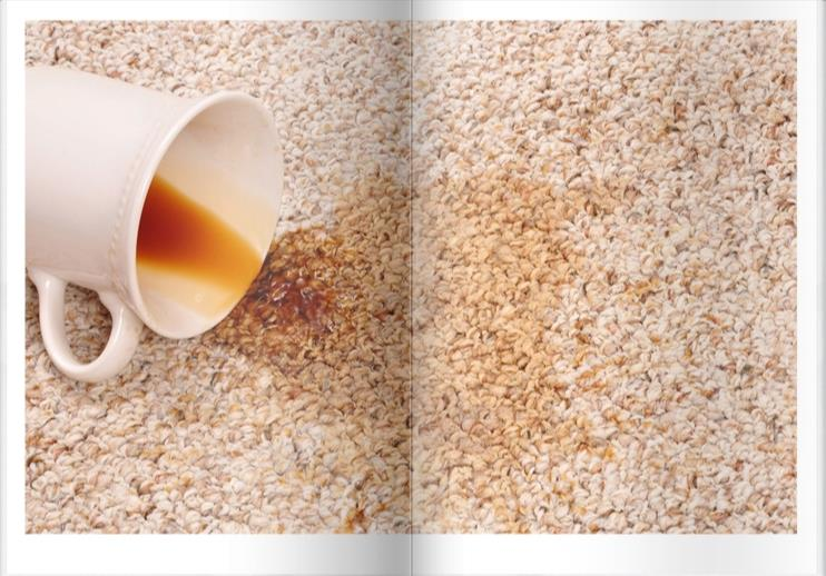 Halı ve koltuktan çay lekesi nasıl çıkarılır?