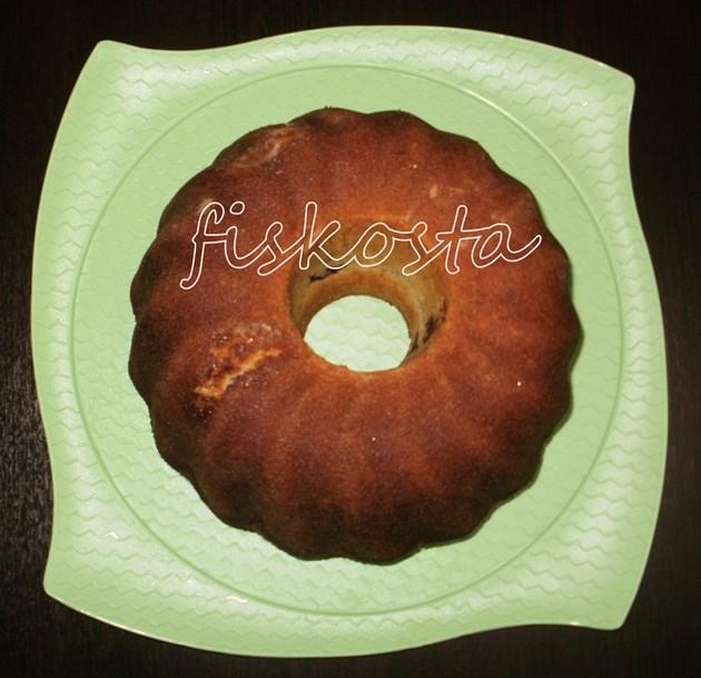 Keçiboynuzlu kek nasıl yapılır?