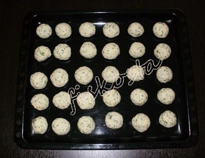 Dereotlu kurabiye nasıl yapılır?
