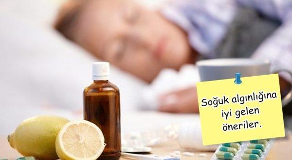 Soğuk algınlığına karşı önemli öneriler