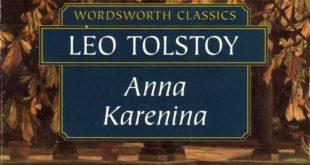 Tolstoy Anna Karenina konusu