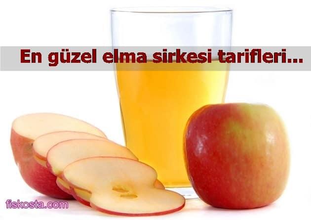 Evde elma sirkesi yapımı, pratik kolay elma sirkesi nasıl yapılır?