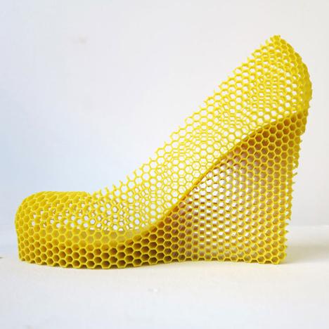 3d ayakkabı modası