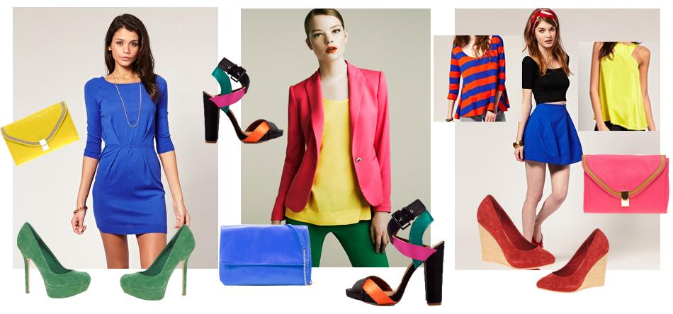 Renk bloklama modası