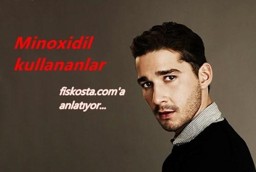 minoxidil sakal serumu