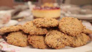Yulaflı kurabiye nasıl yapılır?