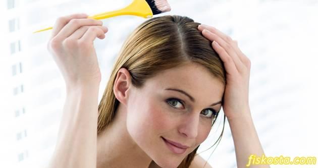 Evde Saç Boyası Yapma şems Aslan Farkıyla