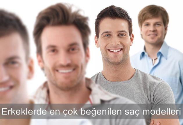 Saç modelleri erkek