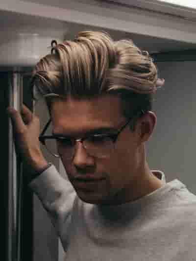 Erkek saç modelleri italyan
