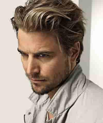 Sarışın erkek kısa saç modelleri, erkek saç modelleri sarışın