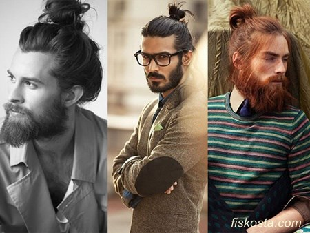 erkek saç kesim modelleri uzun