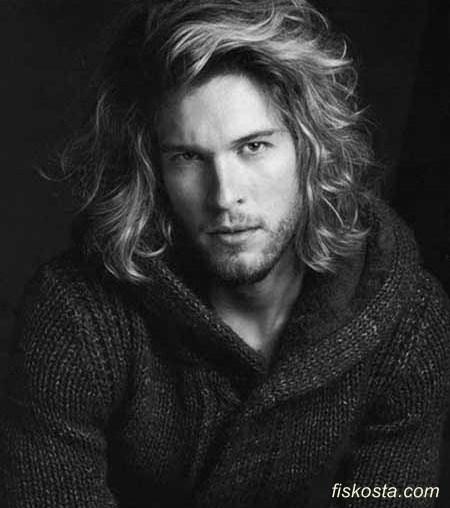 erkek uzun saç modelleri kesimi