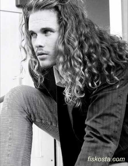 erkek için uzun saç modelleri nasıl yapılır?