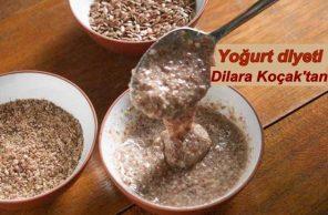 yoğurt diyeti ile zayıflama