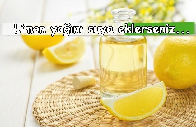 Limon yağının faydaları nelerdir?