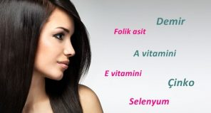 saça iyi gelen vitaminler ve mineraller