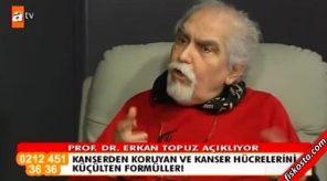 Erkan Topuz kansere çare şifalı bitkiler