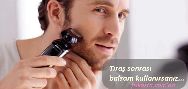 Tıraş sonrası balsam ne işe yarar, nasıl kullanılır?