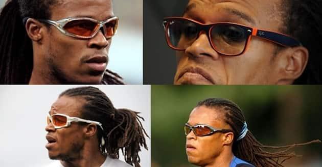 Edgar Davids Gözlükleri