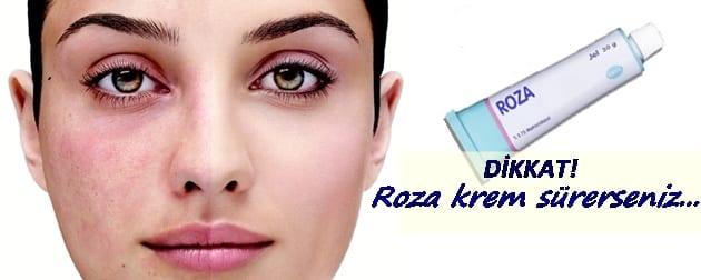 Roza krem kullananlar ve yorumları