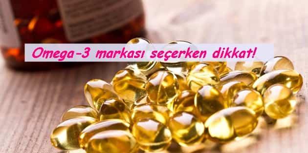 En iyi omega 3 markası hangisi, en iyi balık yağı