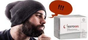 testogel sakal için, testogel sakal çıkarır mı