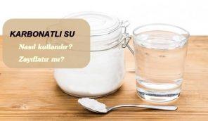 Karbonat kilo verdirir mi?