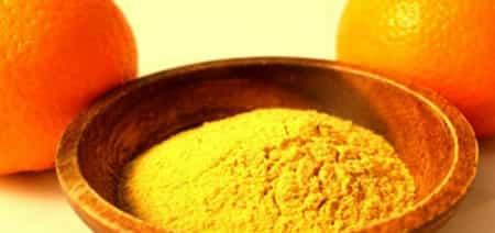 Portakal kabuğu tozu kurusu nasıl yapılır?