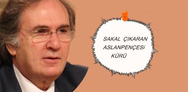 Sakal çıkarıcı İbrahim Saraçoğlu