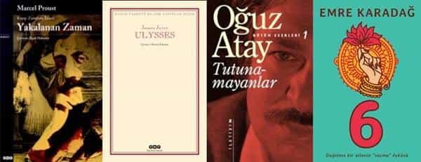 Postmodern roman örnekleri, postmodern roman temsilcileri