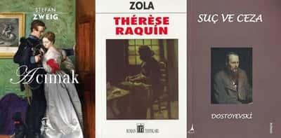 Dünya edebiyatında psikolojik roman örnekleri, Batılı anlamda ilk psikolojik roman örneği