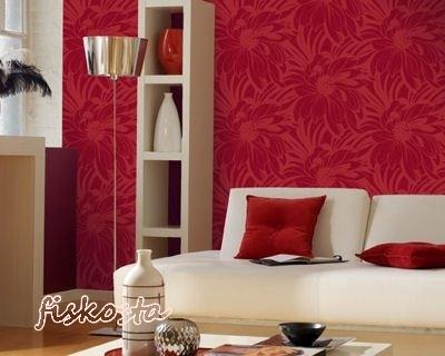 Kırmızı-Desenli-Duvar-Kağıdı-Dekorasyon-Örnekleri-15[1]