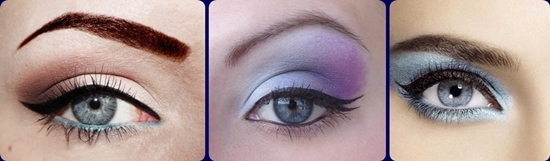 Mavi gözler